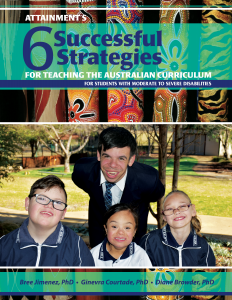 6 Successful Strategies for Teaching the Australian Curriculum (PDF Only)