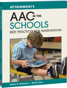 AAC in the Schools: Best Practices for Intervention - Book and CD