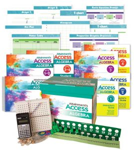 Access Algebra Curriculum