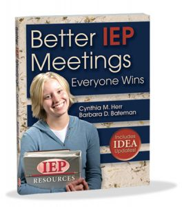 Better IEP Meetings