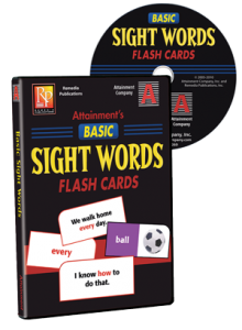 Basic Sight Words Software