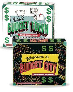 Budget Games