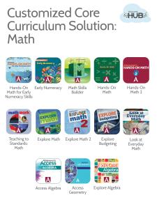 Custom Math Solution