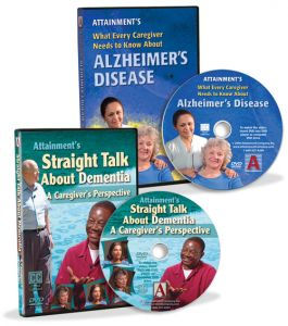 Dementia Care DVD Set