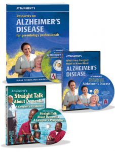 Dementia Caregivers Training Package