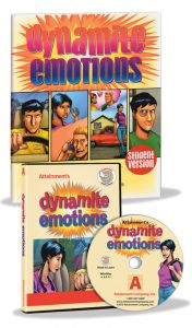 Dynamite Emotions Book and eReader Software