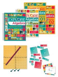 Explore Algebra Curriculum