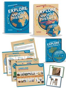 Explore World History Curriculum