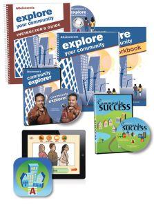 Explore Your Community - Books, DVD, Software, iPad App
