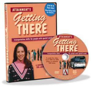 Getting There DVD