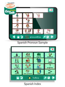 GoTalk NOW Español
