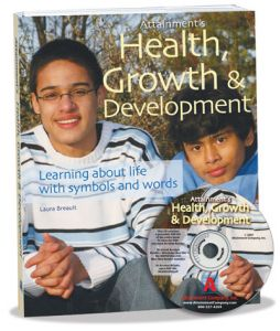 Health, Growth & Development Book with PDF CD