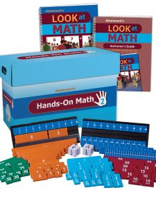 Hands on Math 2 Curriculum package