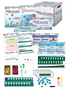 Hands-On Math for Early Numeracy Skills Curriculum