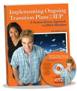 Implementing Ongoing Transition Plans for the IEP
