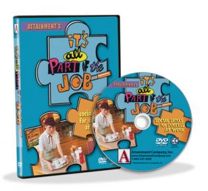 It's All Part of the Job DVD