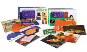 Language Builder Picture Card Two-Box Set