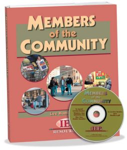 Members of the Community Book