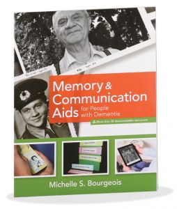 Memory & Communication Aids Book