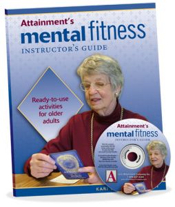 Mental Fitness Instructor's Guide and PDF CD