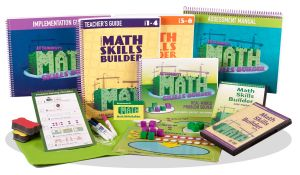 Math Skills Builder Package