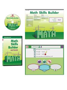 Math Skills Builder Software