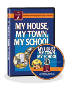My House, My Town, My School Software
