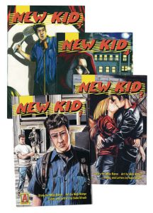 New Kid Graphic Novels