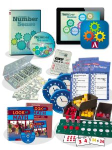 Number Sense Intervention Kit