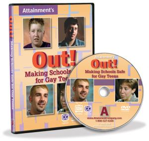 OUT! DVD
