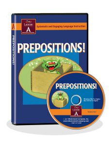 Prepositions! Software