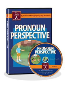 Pronoun Perspective Software