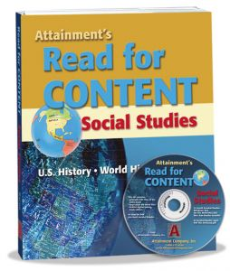 Read for Content Book and PDF CD