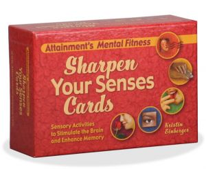 Sharpen Your Senses Cards box