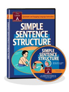Simple Sentence Structure Software
