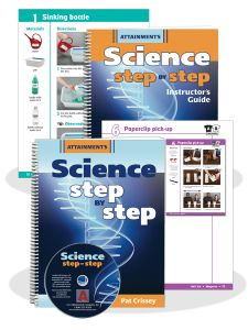 Science Step By Step Curriculum
