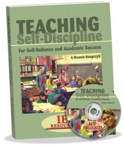 Teaching Self-Discipline Book with CD