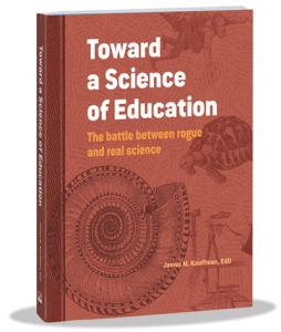 Toward a Science of Education