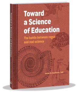 Toward a Science of Education
