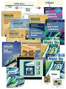 Teaching to Standards: English Language Arts Complete Curriculum