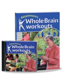 Whole Brain Workouts book and CD
