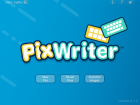 PixWriter for Windows, Mac, and iPad