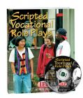 Scripted Vocational Role Plays book with CD