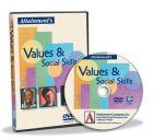 Values and Social Skills DVD