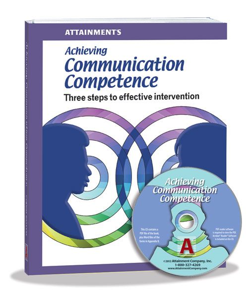 Achieving Communication Competence Book and CD