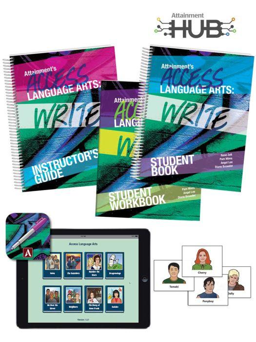 Access Language Arts: Write Curriculum