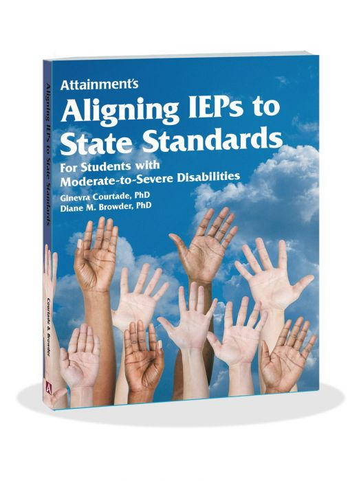 Aligning IEPs to State Standards book