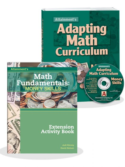Adapting Math Curriculum and Math Fundamentals Extension Activity Book