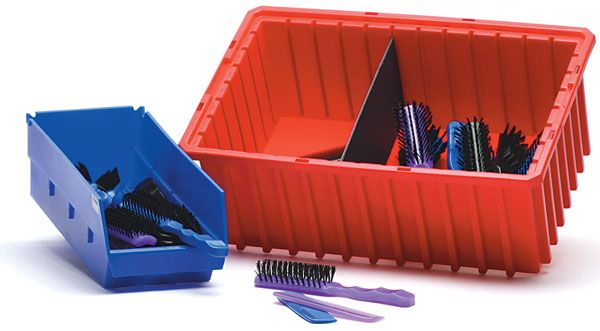 Brush and Comb Assembly