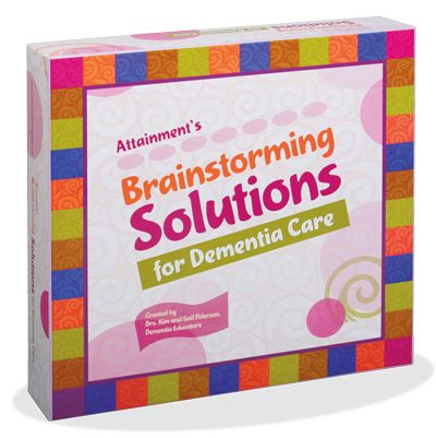 Brainstorming Solutions for Dementia Care